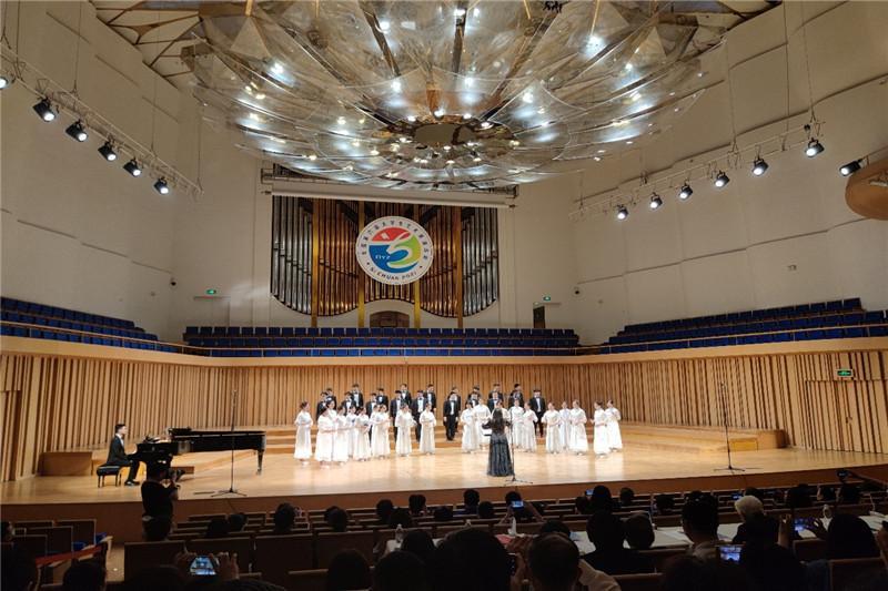 上海交通大学在全国第六届大学生艺术展演中获3项一等奖及优秀组织奖